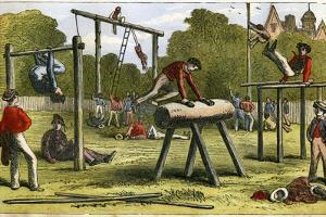 Gymnastics, 19th Century