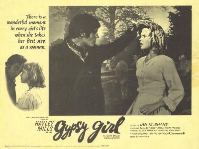 Gypsy Girl, 1966--Art Print