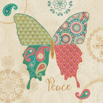 Gypsy Wings Bright I-Veronique Charron-Art Print