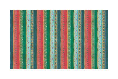 Gypsy Wings Bright IX-Veronique Charron-Art Print