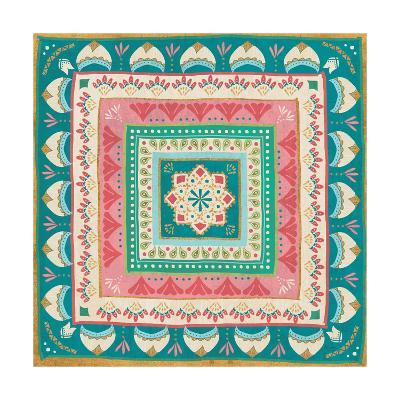 Gypsy Wings Bright VIII-Veronique Charron-Art Print
