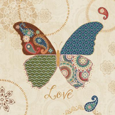 Gypsy Wings II-Veronique Charron-Art Print