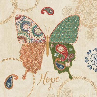 Gypsy Wings IV-Veronique Charron-Art Print