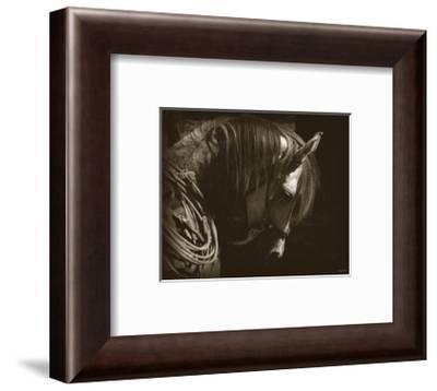 Gypsy-Barry Hart-Framed Art Print