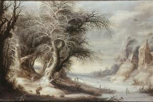 L'hiver by Gysbrecht Lytens