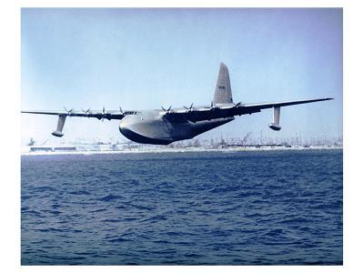 H-4 Hercules Spruce Goose--Art Print