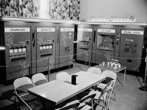 Automat Cafeteria by H^ Armstrong Roberts