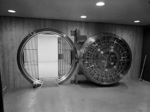 Bank Vault by H^ Armstrong Roberts