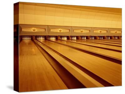 Bowling Alley Lanes