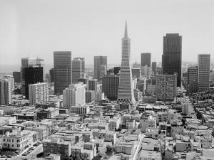 San Francisco Skyline by H^ Armstrong Roberts
