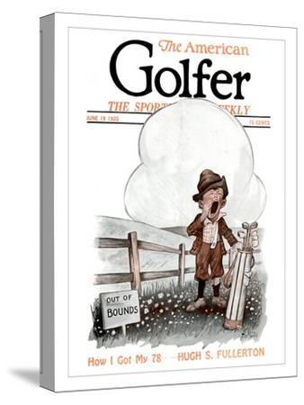 The American Golfer June 19, 1920