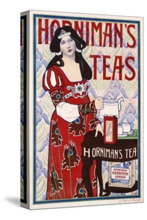 Horniman's Teas Advertisement Poster