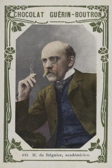 H De Regnier, Academicien--Giclee Print
