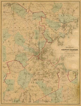 h-f-walling-map-of-boston-c-1860