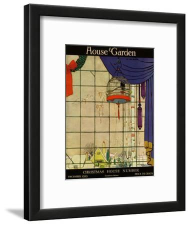 House & Garden Cover - December 1919