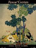 House & Garden Cover - July 1919-H. George Brandt-Premium Giclee Print