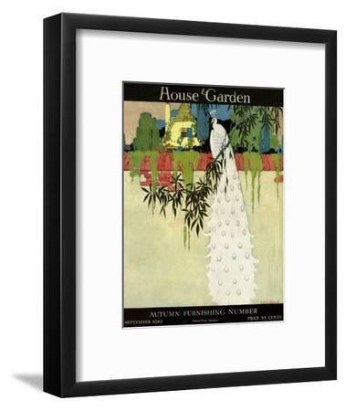 House & Garden Cover - September 1919