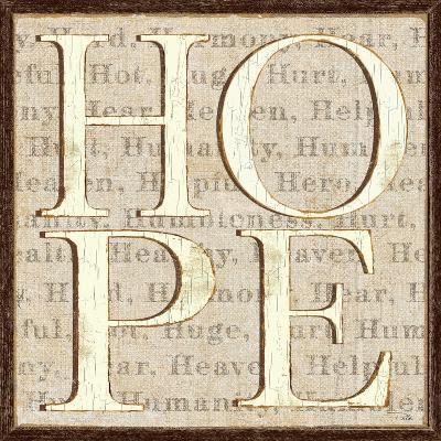 H is for Hope-Pela Design-Premium Giclee Print