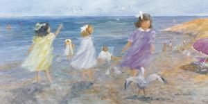 At the Seashore by H?l?ne L?veill?e