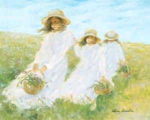 Bouquets in the Wind by H?l?ne L?veill?e
