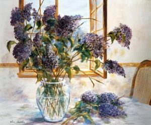 The Smell of Lilacs by H?l?ne L?veill?e