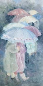 Umbrellas by H?l?ne L?veill?e