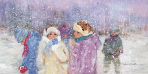 Under the Snow Flakes by H?l?ne L?veill?e