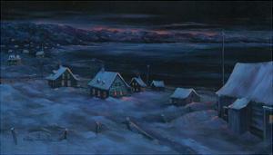 Une nuit d'hiver by H?l?ne L?veill?e