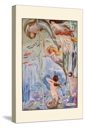 Six Little Mermaids