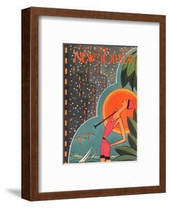 The New Yorker Cover - February 5, 1927 by H.O. Hofman