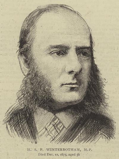 H S P Winterbotham--Giclee Print