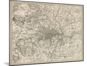 The Environs of London by H. Walters