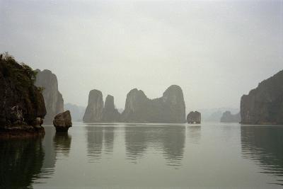 Ha Long Bay, Vietnam, 1999--Photographic Print
