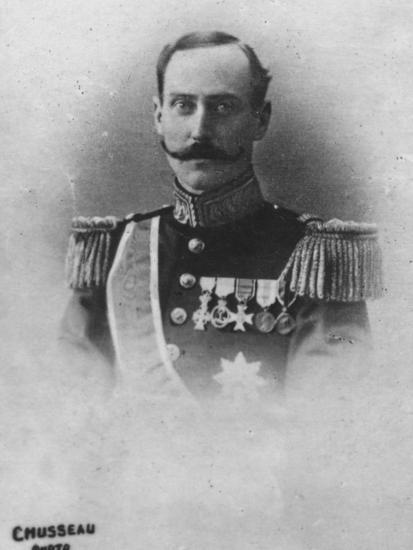 'Haakon', c1893-Unknown-Photographic Print