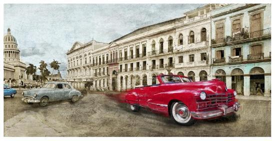 Habanera-Ivan Baldo-Art Print
