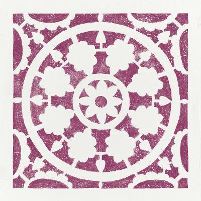 Hacienda Tile VI-Moira Hershey-Art Print