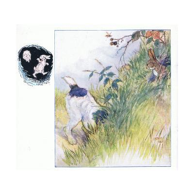 Had a Fright-Anne Anderson-Giclee Print