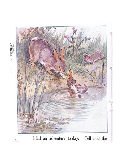 Had an Adventure-Anne Anderson-Giclee Print