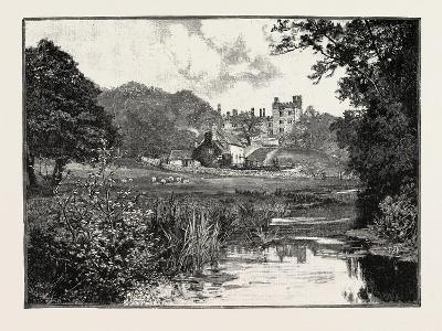 Haddon Hall--Giclee Print