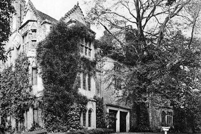 Haden Hill Hall, Halesowen, West Midlands, 1924-1926-CW Bassano-Giclee Print
