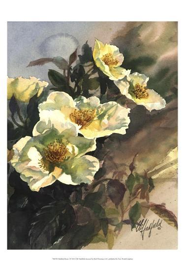 Hadfield Roses I-Clif Hadfield-Art Print