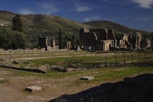 Hadrian's Villa, 2nd Century, Golden Court, Italy