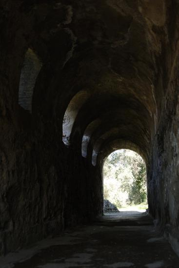 Hadrian's Villa, 2nd Century, Italy--Photographic Print