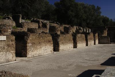 Hadrian's Villa, Hospitalia, 2nd Century, Italy--Photographic Print