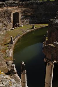 Hadrian's Villa, Maritime Theatre, 2nd Century, Italy