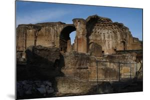 Hadrian's Villa, the Heliocaminus Baths, 2nd Century, Italy