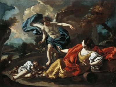 Hagar and Ishmael-Francesco de Mura-Giclee Print