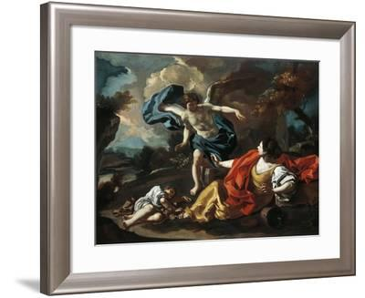 Hagar and Ishmael-Francesco de Mura-Framed Giclee Print