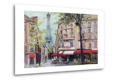 Springtime in Paris