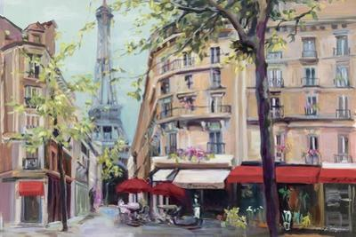 Springtime in Paris by Hageman Marilyn
